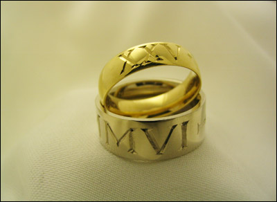 Wedding rings 6